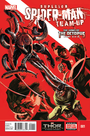 Superior Spider-Man Team-Up (2013) Special #1