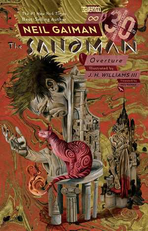 Sandman 30th Anniversary Edition: The Overture