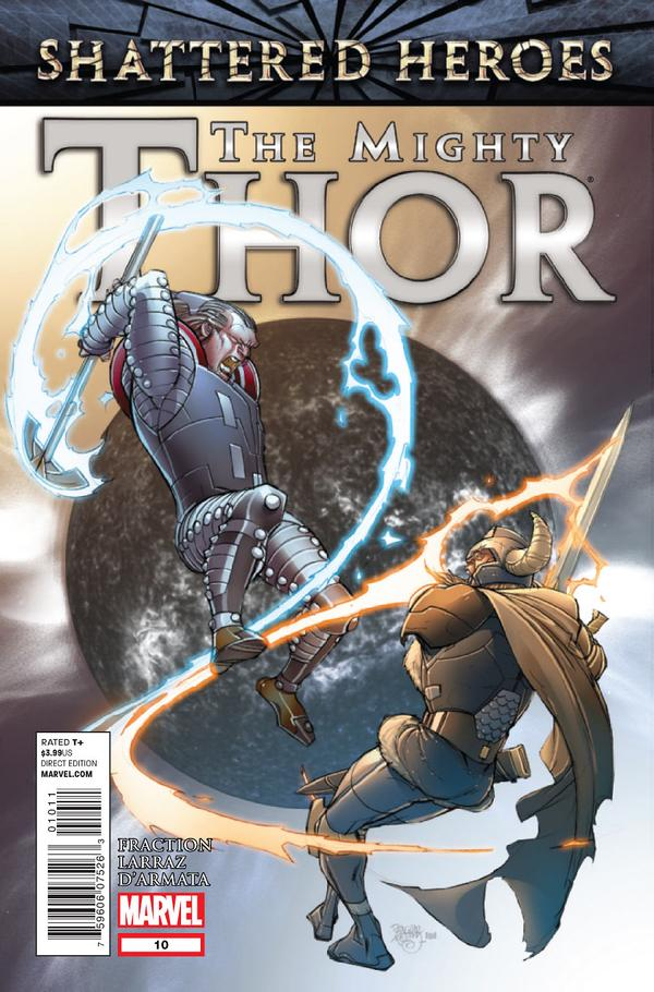 Mighty Thor (2011) #10