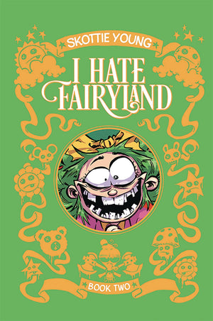 I Hate Fairyland Deluxe Edition Book 2 HC