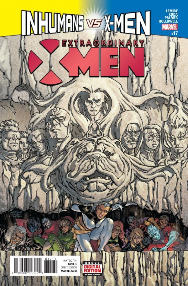 Extraordinary X-Men (2015) #17