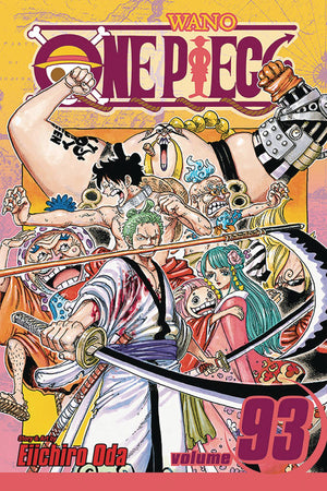 One Piece Volume 93