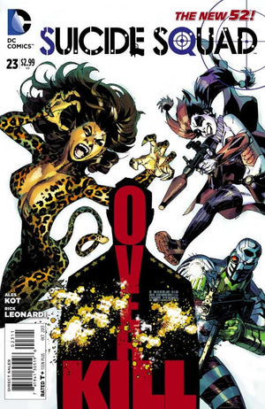 Suicide Squad (The New 52) #23