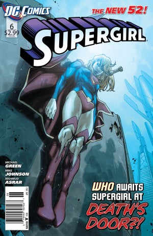 Supergirl (The New 52) #06