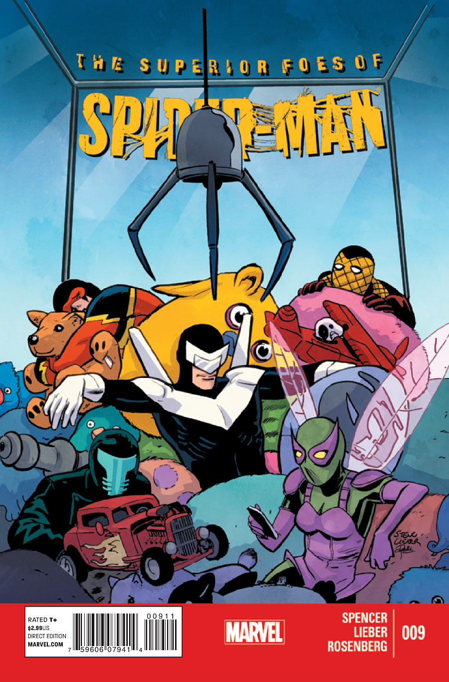 Superior Foes of Spider-Man (2013) #09