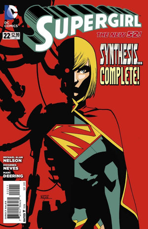Supergirl (The New 52) #22