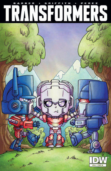 Transformers #44 Variant