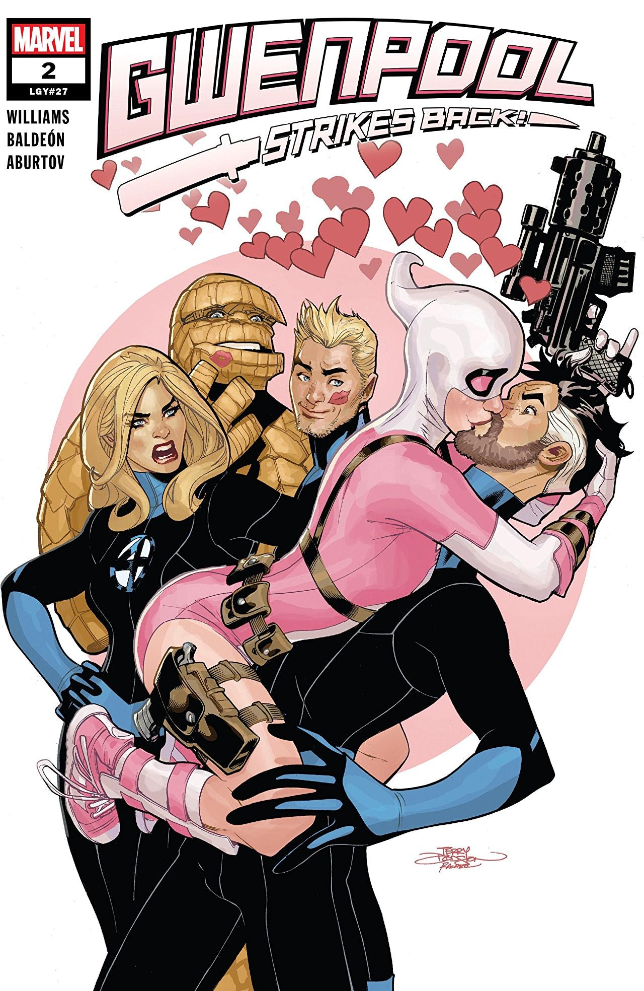 Gwenpool Strikes Back! (2019) #2 (of 5)