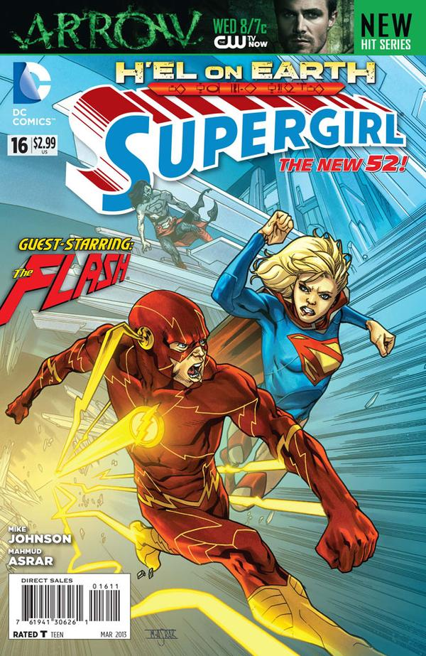 Supergirl (The New 52) #16