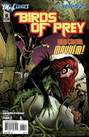 Birds of Prey (The New 52) #06