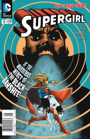 Supergirl (The New 52) #09