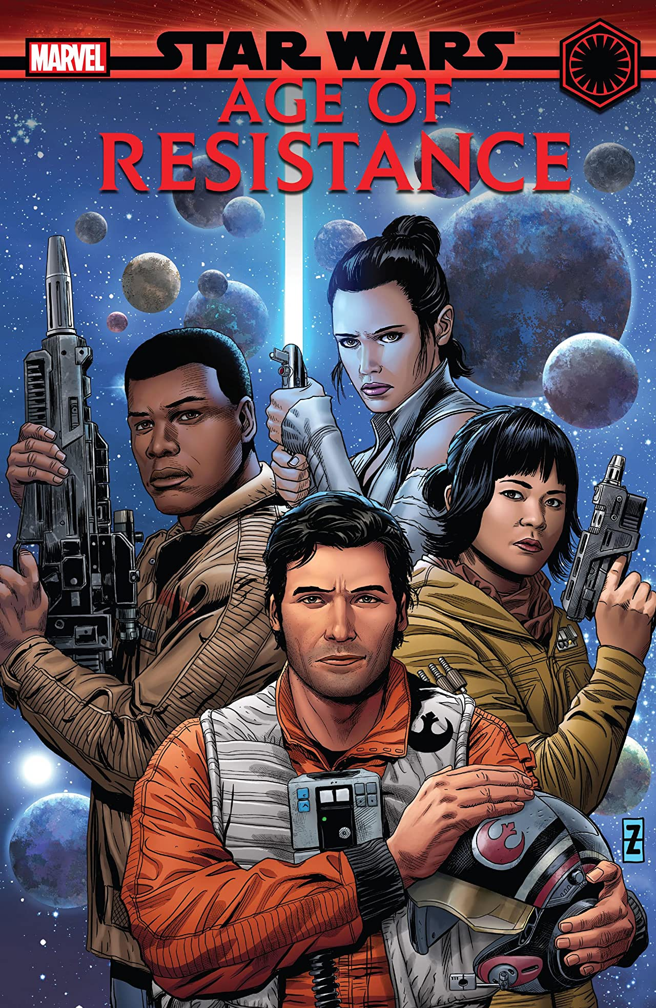 Star Wars: Age of Resistance HC