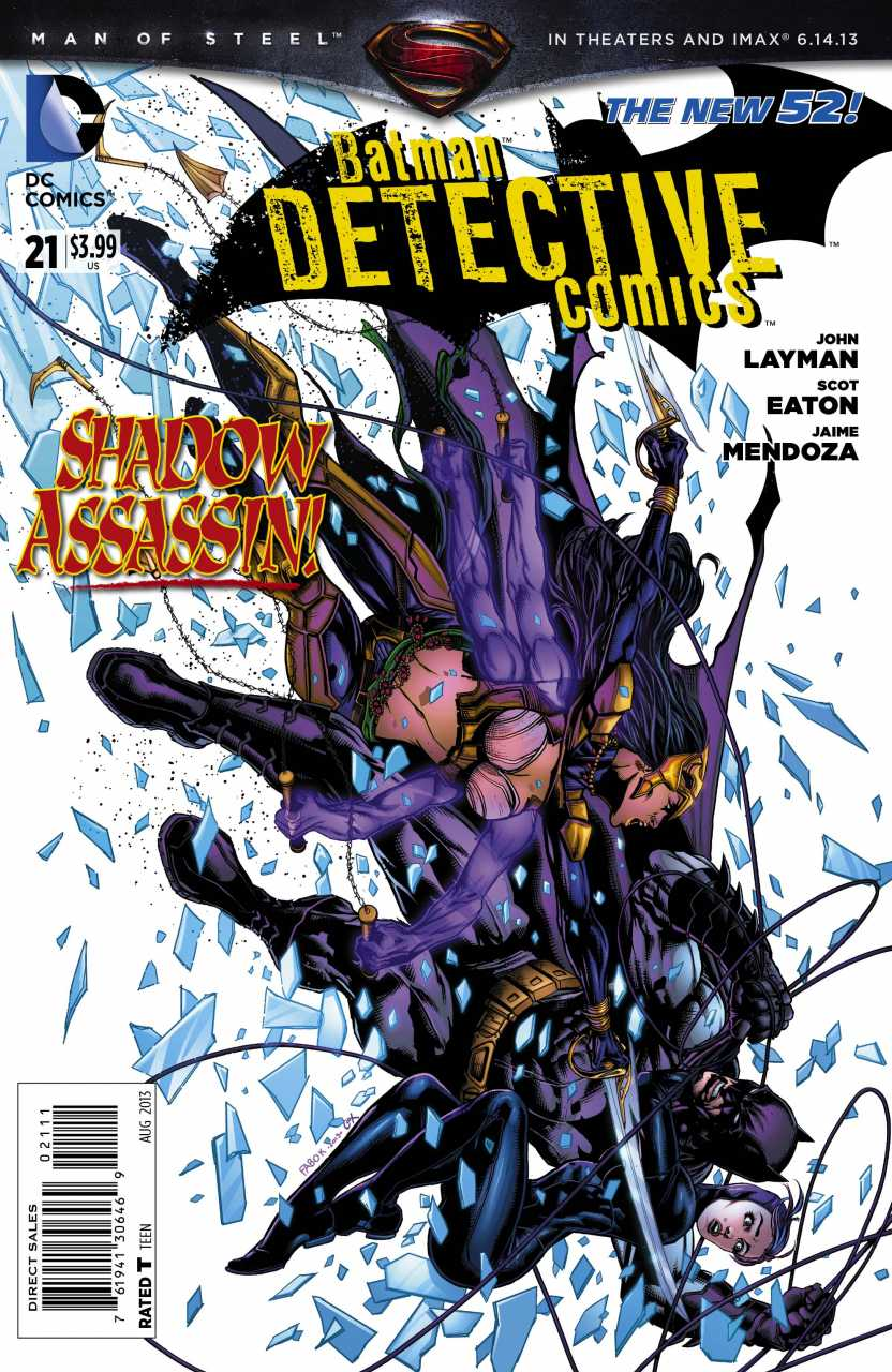 Detective Comics (The New 52) #21