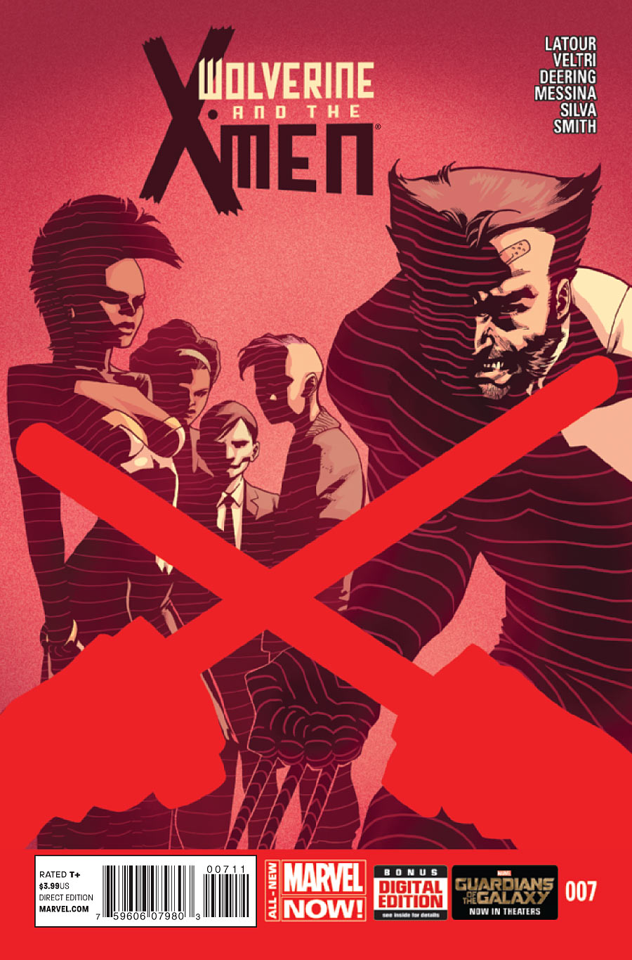 Wolverine And The X-Men (2014) #07