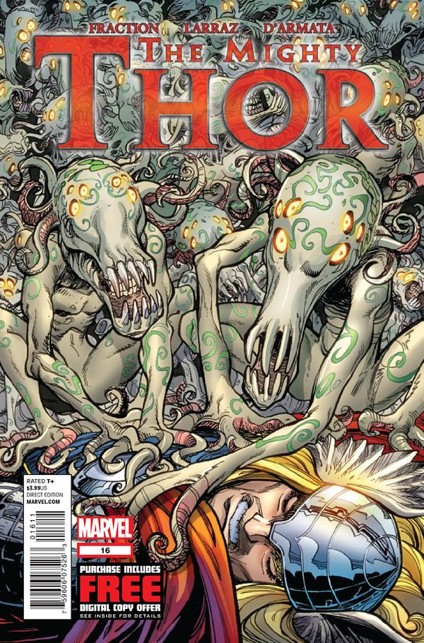 Mighty Thor (2011) #16