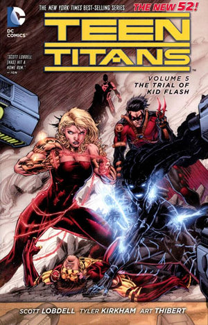 Teen Titans (The New 52) Volume 5: The Trial of Kid Flash