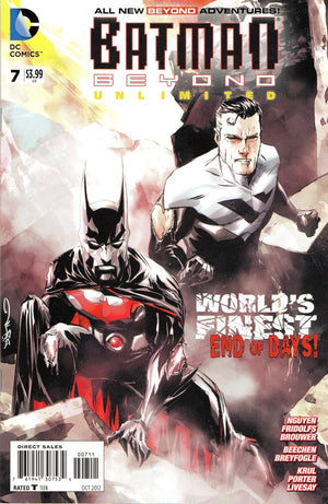 Batman Beyond Unlimited (2012) #07