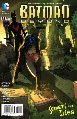 Batman Beyond Unlimited (2012) #14