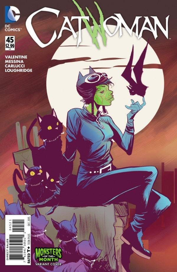 Catwoman (The New 52) #45 Variant