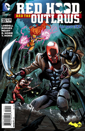 Red Hood and the Outlaws (The New 52) #35