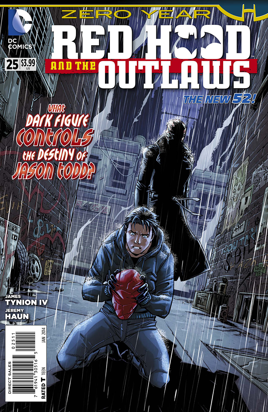 Red Hood and the Outlaws (The New 52) #25