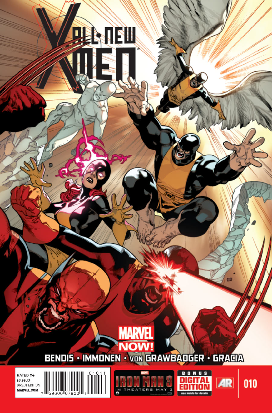 All New X-Men (2012) #10