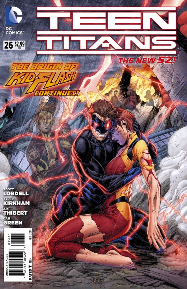 Teen Titans (The New 52) #26