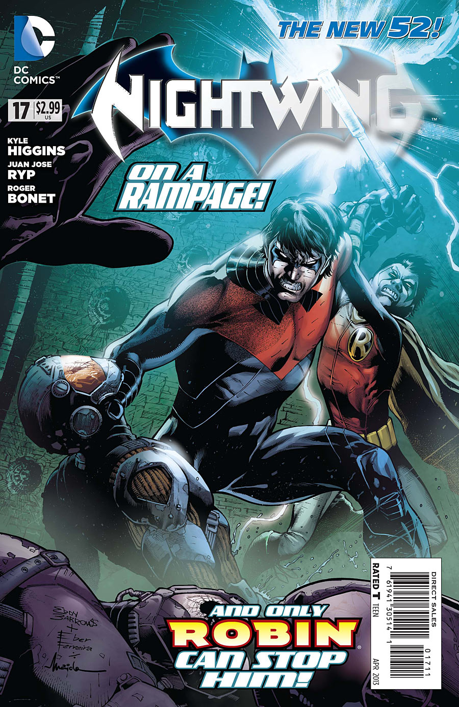 Nightwing (The New 52) #17