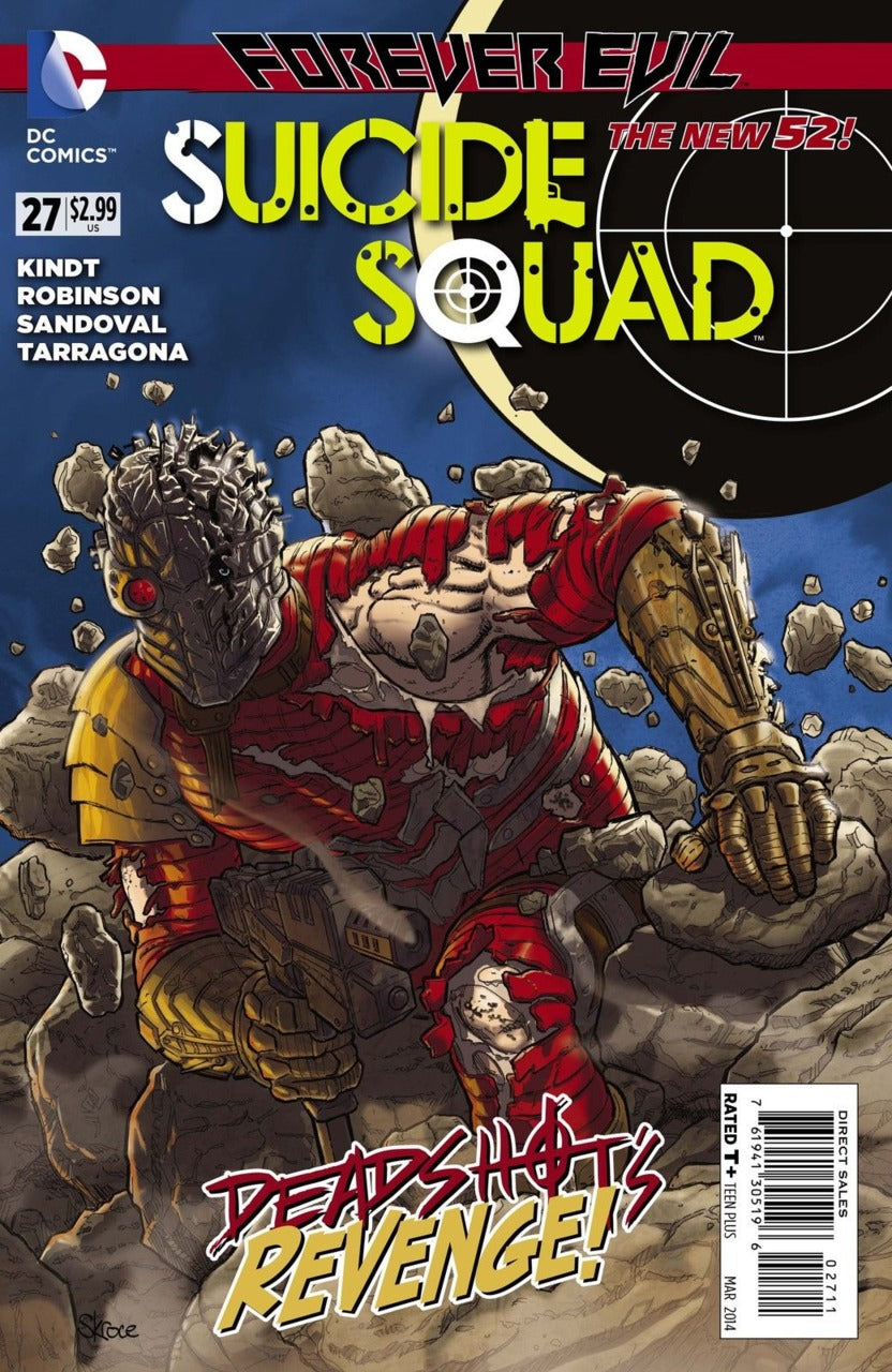 Suicide Squad (The New 52) #27
