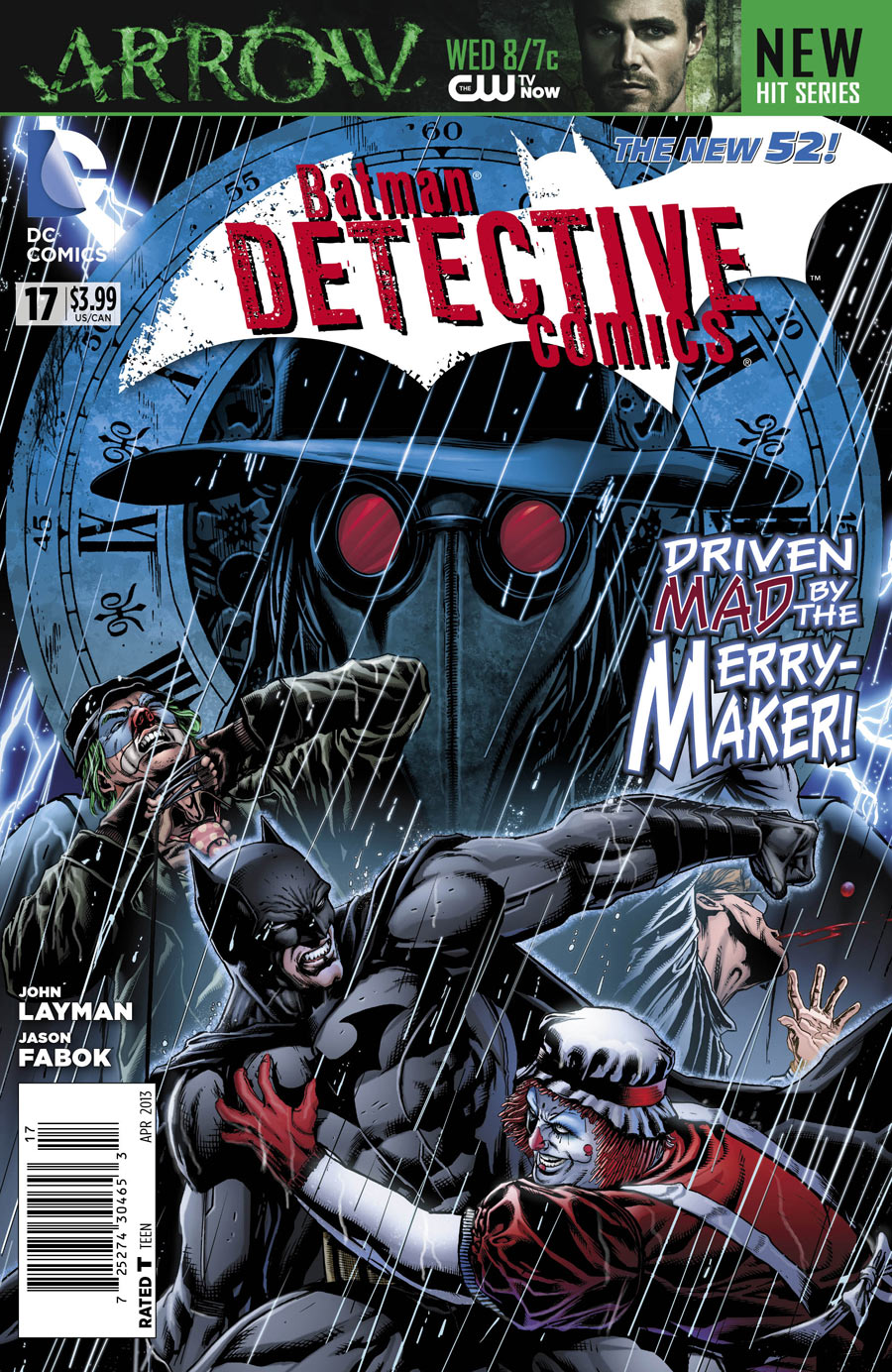 Detective Comics (The New 52) #17