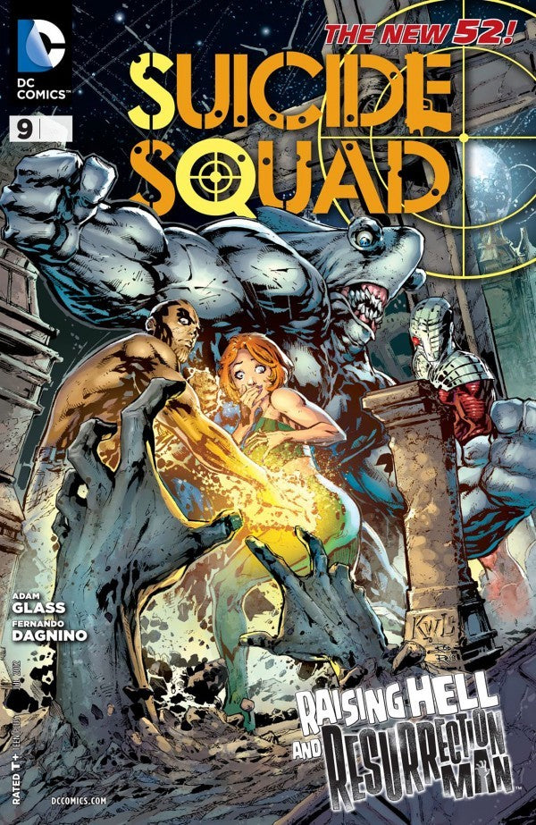 Suicide Squad (The New 52) #09