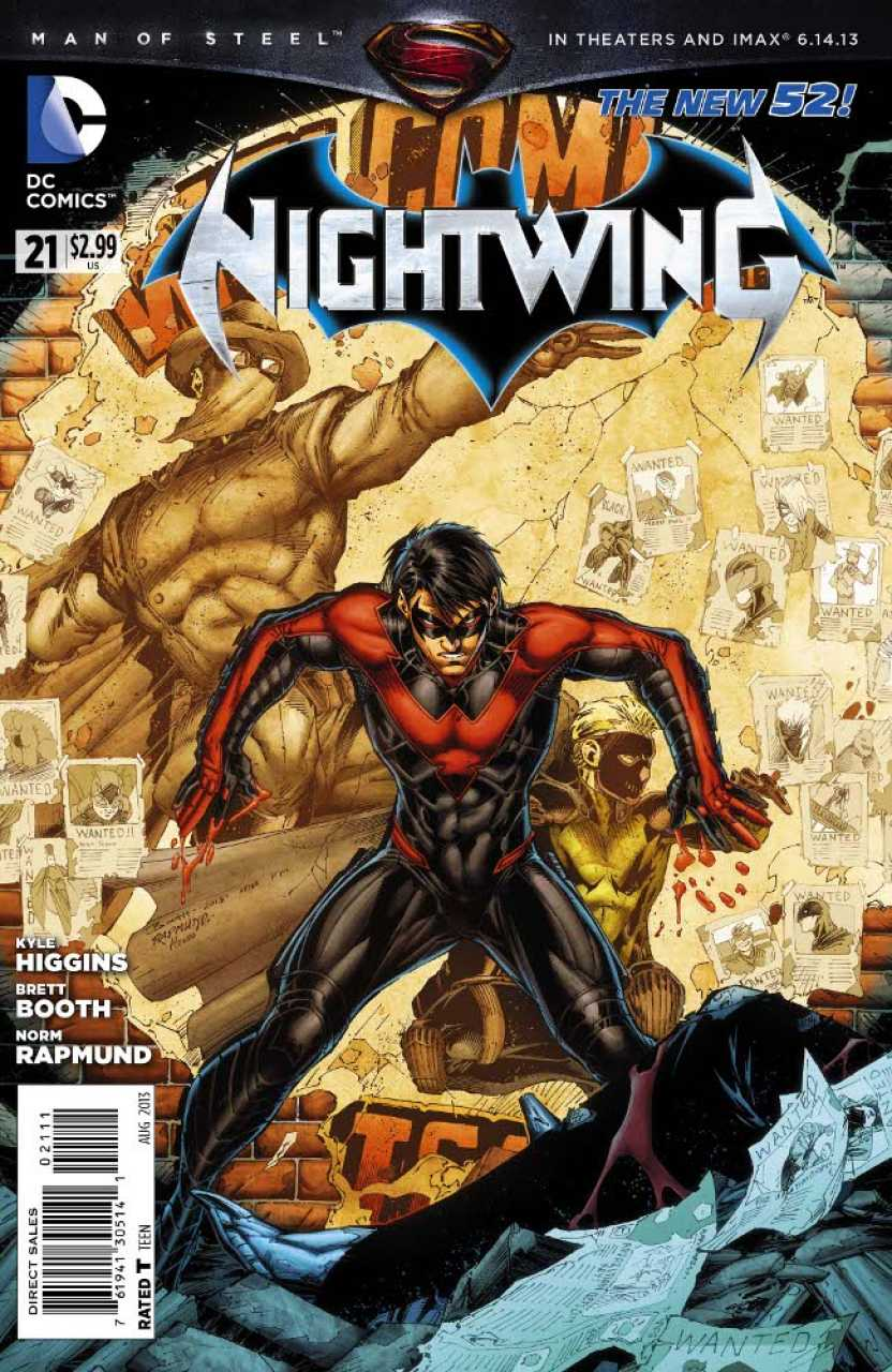 Nightwing (The New 52) #21