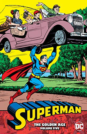 Superman: The Golden Age Volume 5