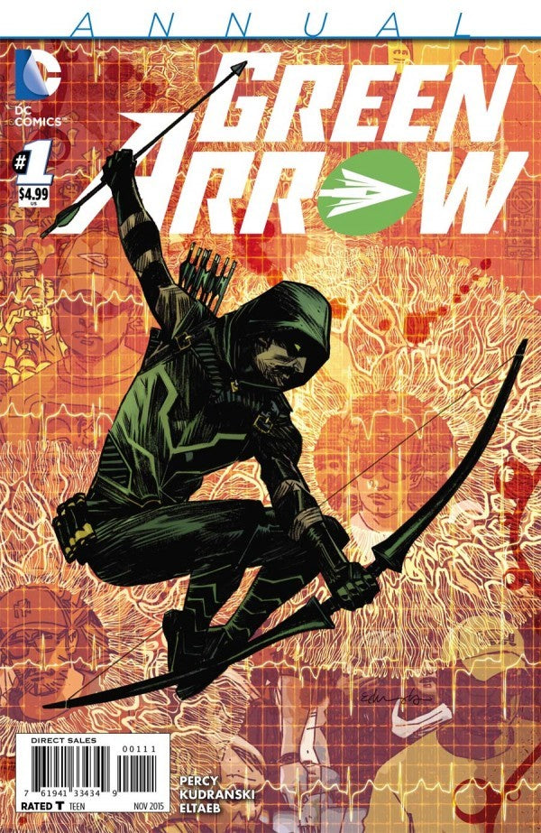 Green Arrow (The New 52) Annual #1