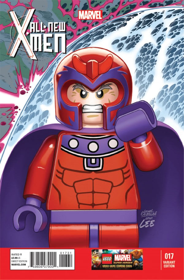 All New X-Men (2012) #17 Lego Variant
