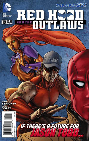 Red Hood and the Outlaws (The New 52) #19