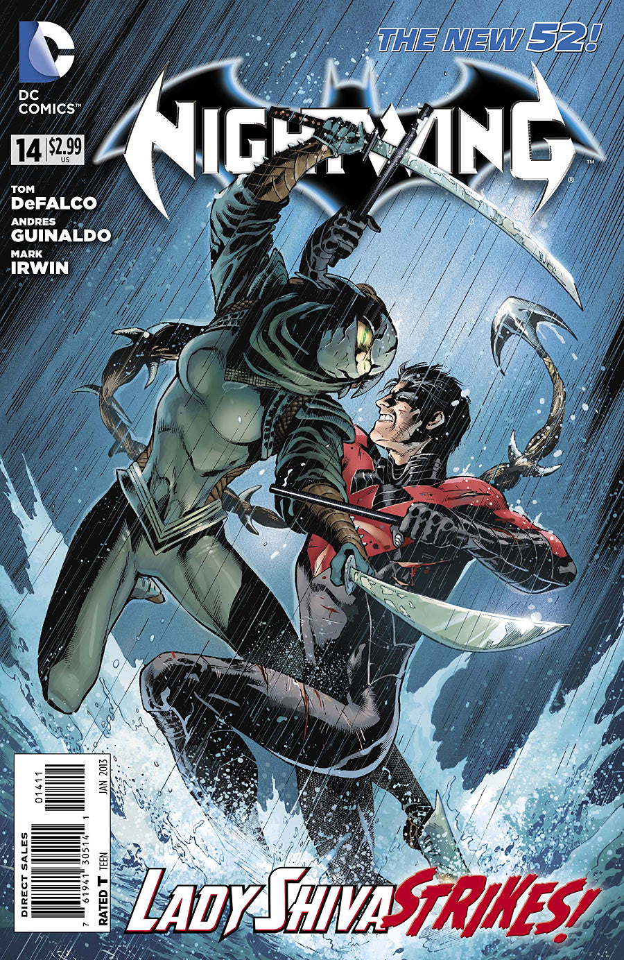 Nightwing (The New 52) #14
