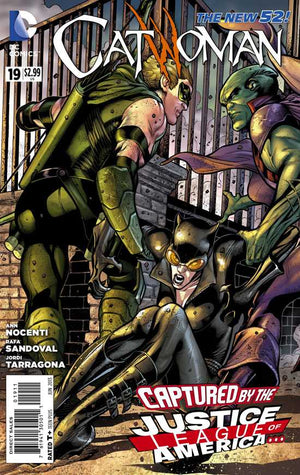 Catwoman (The New 52) #19