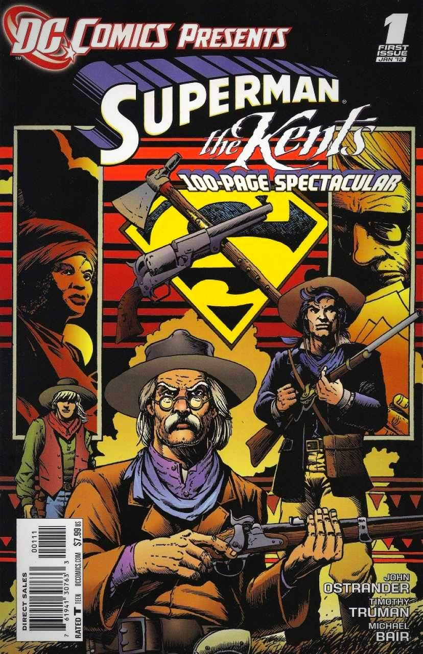 DC Comics Presents - Superman: The Kents 100-Page Spectacular #1