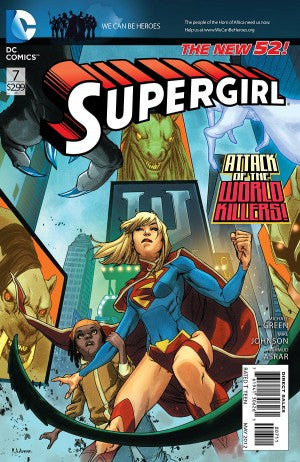 Supergirl (The New 52) #07