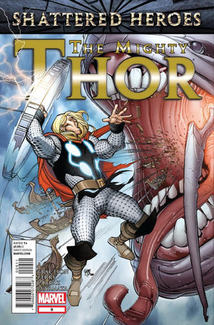 Mighty Thor (2011) #09