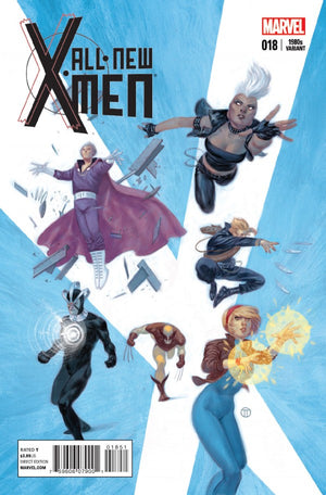 All New X-Men (2012) #18 1980's Variant