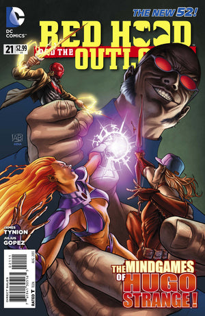 Red Hood and the Outlaws (The New 52) #21
