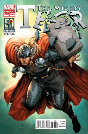 Mighty Thor (2011) #18 50th Anniversary Variant