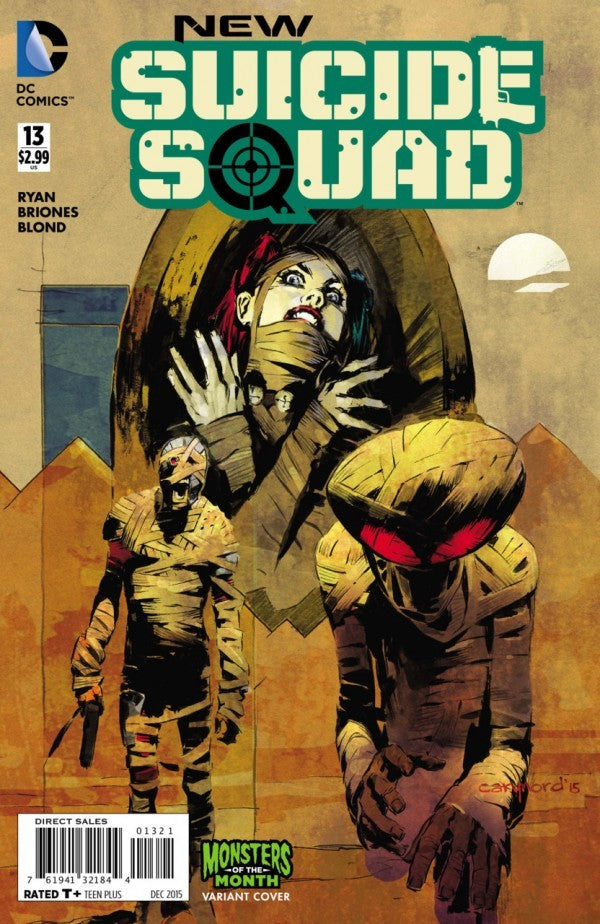 New Suicide Squad (2014) #13 Variant