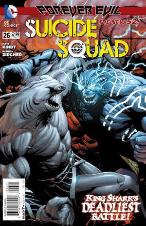 Suicide Squad (The New 52) #26