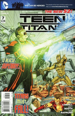 Teen Titans (The New 52) #07
