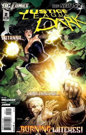 Justice League Dark (The New 52) #02