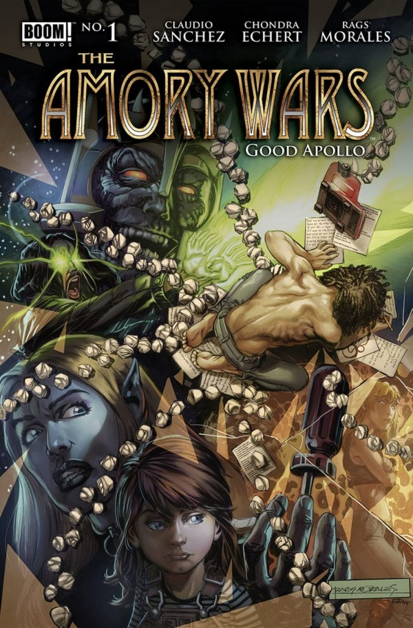 Amory Wars: Good Apollo, I'm Burning Star IV (2017) #1 (of 12)