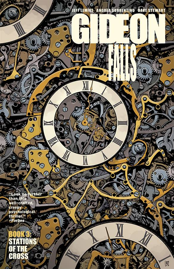Gideon Falls (2018) Volume 3: Stations of the Cross
